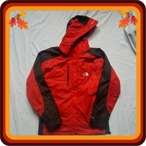 North Face Summit Series TriClimate GorTex Coat